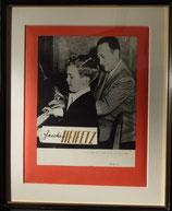 商品名Heifetz and his son 1954 HPA