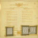 商品名 HMV CSLP 502  Fifty Years of Great Operatic Singing Vol.III  Rare LP