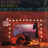 商品名Bjoerling Merrill LP