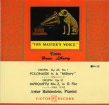商品名Rubinstein Chopin 45/EP