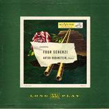 商品名Rubinstein Chopin 4 Scherzos LP