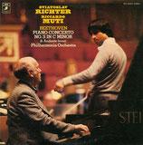 商品名Richter Beethoven Piano Con. No.3 LP