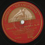 商品名Horowitz Disque GRAMOPHONE DB5861/6 Record  78