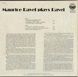 商品名Everest 3403  Maurice Ravel Piano Roll LP