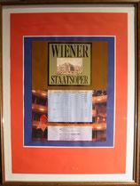 商品名Wienna Staatsoper 1989 Japan