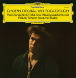 商品名Pogorelic Chopin Recital LP