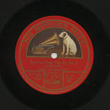 商品名HMV DA 370  10inch   Rachmaninoff  78
