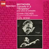 商品名E. Fischer Beethoven No.5 Bohm LP