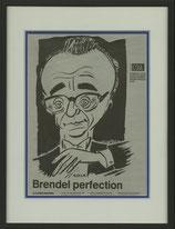 商品名A. Brendel News Paper