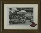 商品名Classic Car in Paris