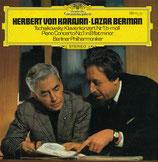 商品名Lazar Berman Tschaikowsky Piano Con. No.1 Karajan LP