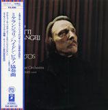 商品名Michelangeli Hydon Piano Con. LP