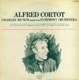 商品名A. Cortot Munch Saint-Saens Piano Con. No.4 LP