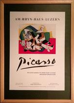 商品名Picasso Luzern AM-RHYN-HAUS 1983   Poster