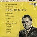 商品名Bjoerling Opera Aria LP