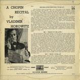 商品名HMV BLP1079 10inch LP-UK Horowitz