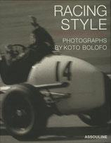 商品名Racing Style Goodwood Revaval    Book