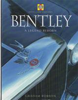 商品名Bentley A Legend Reborn 2003  Book