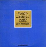 商品名Gieseking Rachmaninoff Piano Con. No.3 LP