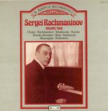 商品名Rachmaninoff Piano-Roll 1929 LP