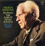 商品名Backhaus Beethoven 3 Sonatas LP