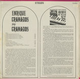 商品名Everest X-909  Granados  Piano Roll LP
