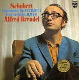 商品名Brendel Schubert 2 LP