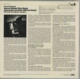 商品名Kbi 9 Mahler Reger Scriabin Ravel   Piano Roll LP