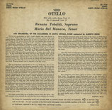 商品名 London LD 9196  Del Monaco Tebaldi 10inch  LP