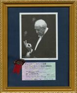 商品名Gunter Wand  NDR in Tokyo 2000.11.13       HPA