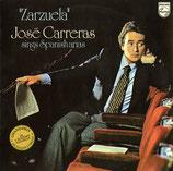 商品名Zarzuela Jose Carreras  LP