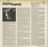 商品名Kbi 1  Rachmaninoff  plays Rachmaninoff and chopin  Piano Roll  LP