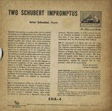 商品名 HMV EHA-4 Schnabel 7 inch  EP