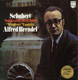 商品名Brendel Schubert 1 LP