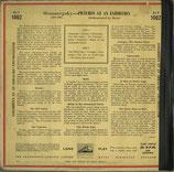 商品名 HMV BLP1002 Kubelik 10 inch LP