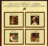 商品名Chopin Competition 1980