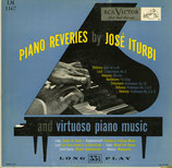 商品名Jose Iturbi Piano LP