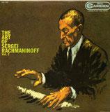 商品名The Art of Rachmaninoff Vol.2 LP