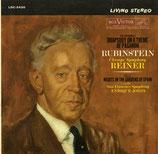 商品名Rubinstein Rachmaninoff Paganini's Rhapsody LP