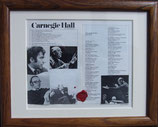 商品名Carnegie Hall May 1978