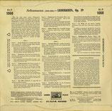 商品名HMV BLP 1068  Fischer-Dieskau 10inch  LP