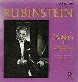 商品名Rubinstein Chopin Sonata LP