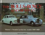 商品名The Rolls-Royce and Bentrey 1945-1965  Book