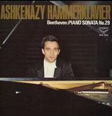商品名Ashkenazy Beethven Piano Sonata No.29 LP
