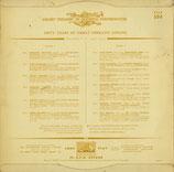 商品名 HMV CSLP 504 Fifty Yares of Great Operatic Singing  Vol.V  Rare LP