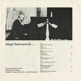 商品名RCA Rachmaninoff Compleat Piano 3LP
