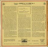 商品名HMV ALP 1015 Brailowsky Rare LP