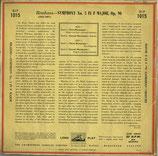 商品名 HMV BLP1015 Barbirolli 10 inch LP