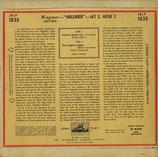 商品名HMV JBLP 1035 Siegfried Act.3 10inch  LP
