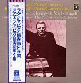 商品名Michelangeli Piano Con.Ravel Rachmaninoff #4